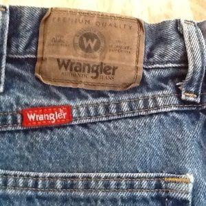 "Wrangler men's jeans 34""x30"""